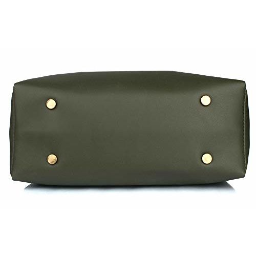 Mammon Women's Handbag (LR-bib-Green_Green)