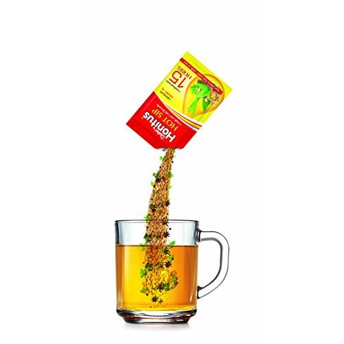 Dabur Honitus Hot Sip Ayurvedic Kadha (Pack of 30*4gm Sachets)