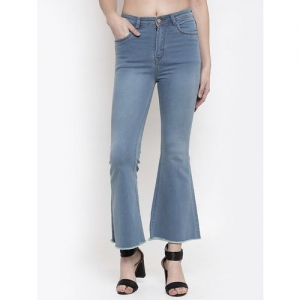 River of Design high rise boot cut jeans