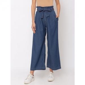 TARAMA dark blue denim jeans