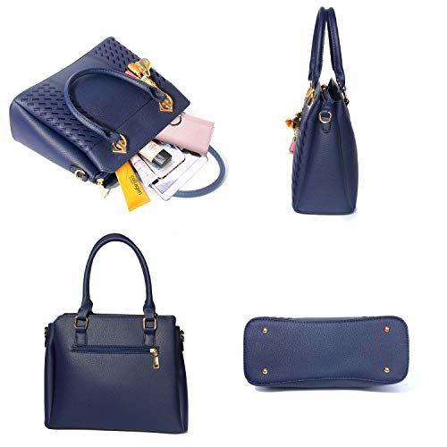 Beclina Women's Handbag (Beclina_2 Series_Blue)