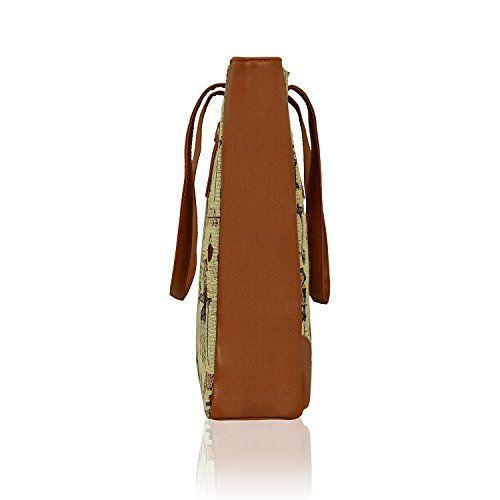 KLEIO Women's Tote Bag (EZL3002KL-BE_Beige)