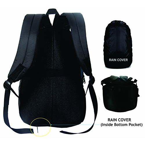 POLESTAR Ranker Blue 30 Lt Casual Bagpack/Travel Laptop Backpack Bag