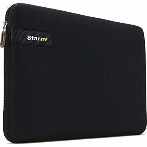 Starnv Expandable Sleeve/Slip Case, 15.6-inch (Black)