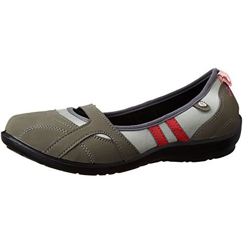 Liberty Gliders (from Women's Brown Ballet Flats - 8 UK/India (42EU)(2151083160420) (Grey, Numeric_3)