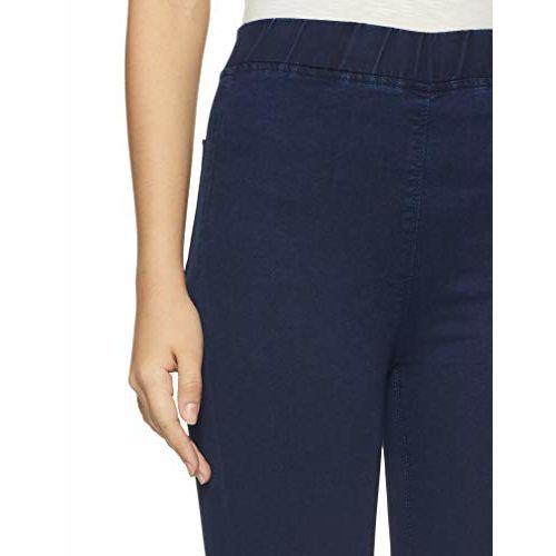 Amazon Brand - Symbol Women's Skinny Jeans (AW19SYMDM001_Dark Blue_26)
