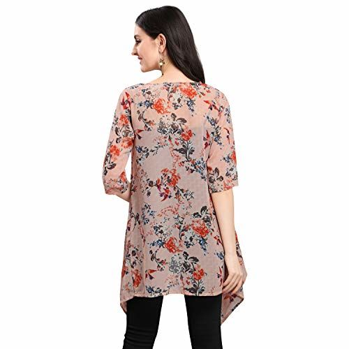 Serein Women's Blouson Coat (SER-E-113-S_Pink_Small)