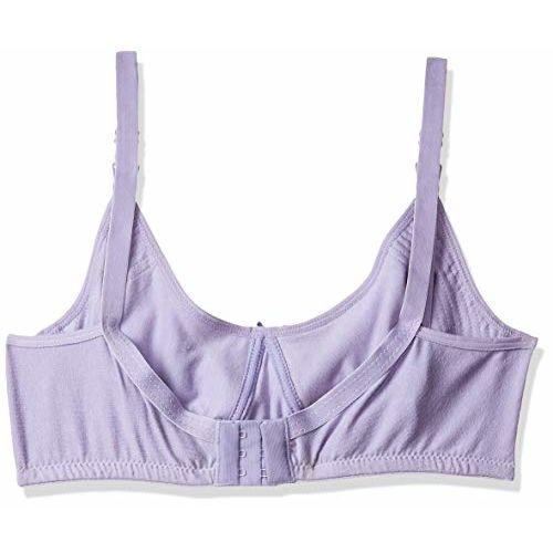 Inner Sense Women's Full Cup Nursing Bra (IMB005D-34B_Lavender_34B)