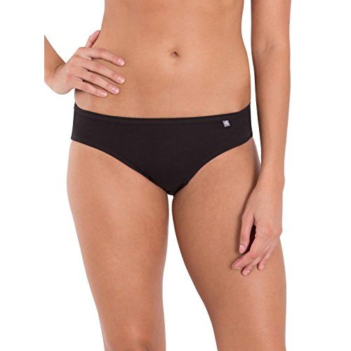 Jockey Women's Cotton Bikini Pantiess (Pack of 3) (8901326031193_Color May Vary_Small)