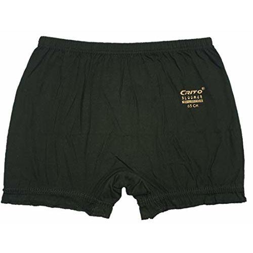 CRITO Bloomer Ladies Womens Cotton Bloomer Panties (Plain) (80CM) Combo of 5
