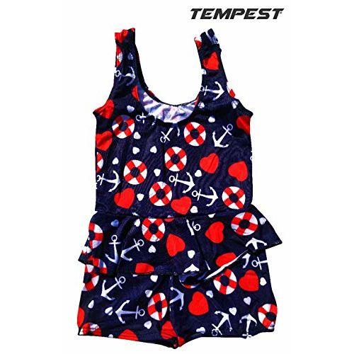 TEMPEST Girls Swimming Costume   Swim Suit   Swimwear   Swimming Dress for Girls (2-3 Years)