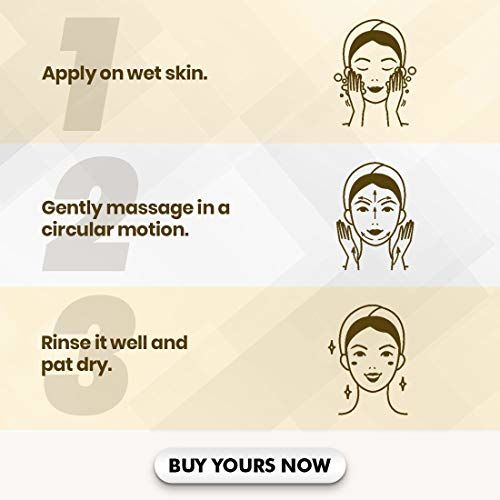 TNW-THE NATURAL WASH Multani Mitti Face Wash For Tanning & Pigmentation (Paraben/Sulphate Free) - 100 ml