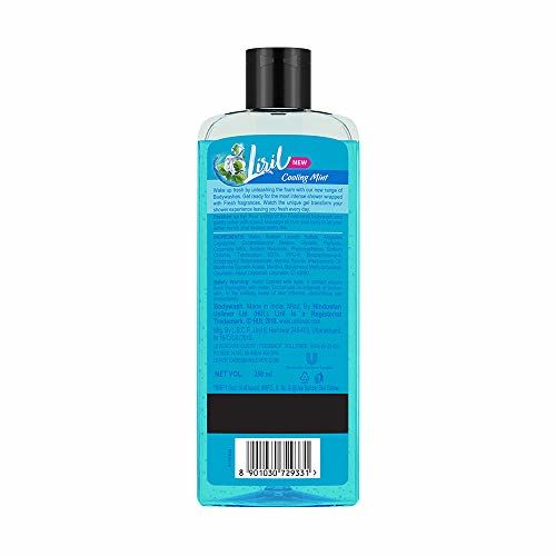Liril Cooling Mint Body Wash, 250ml