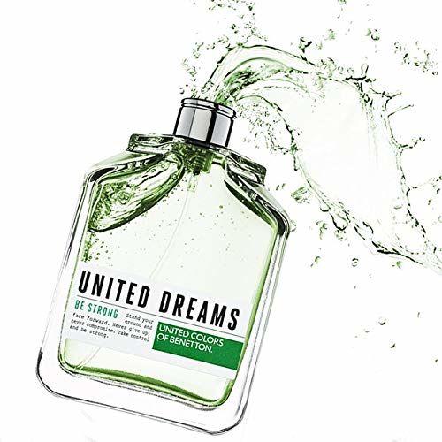 United Colors of Benetton United Dreams Be Strong Eau De Toilette, 100ml