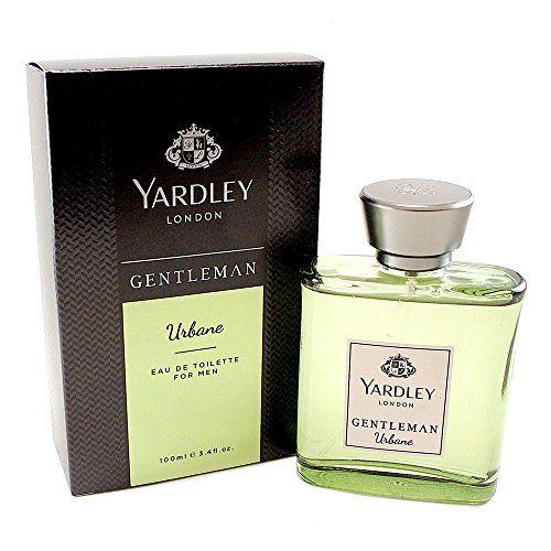 Yardley London Gentleman Urbane Perfume (Eau De Parfum - EDP) for Men, 100 ml