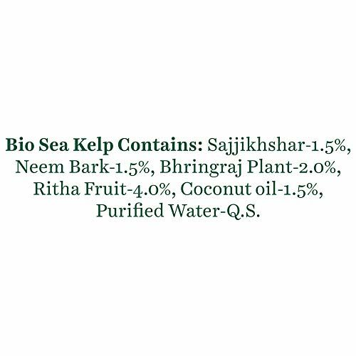 Biotique Bio Sea Kelp Fresh Growth Revitalizing Conditioner, 75ml