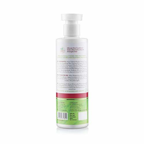 Mamaearth Onion Anti Hairfall Combo (Shampoo and Conditioner)- 250 ml each