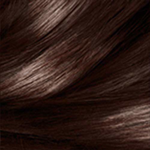 Garnier Color Naturals Creme hair color, Shade 3 Darkest Brown, 70ml + 60g