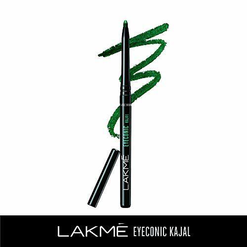 LAKMÉ Lakme Eyeconic Kajal, Regal Green, 0.35g