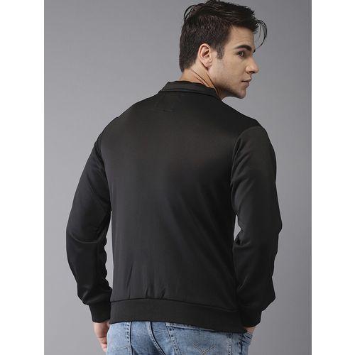 The Indian Garage Co black polyester sweatshirt