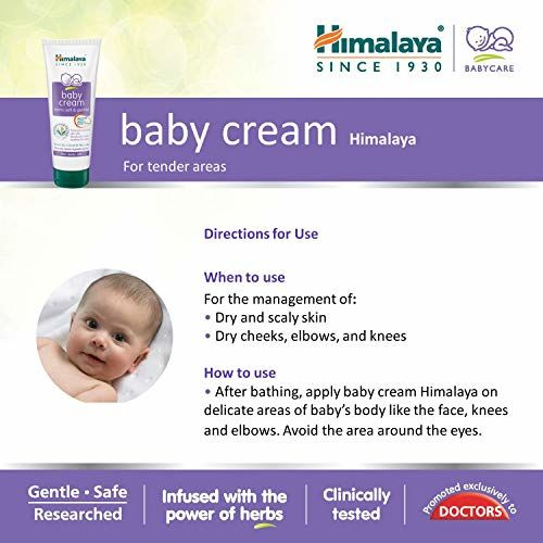 Himalaya Baby Cream, 200ml