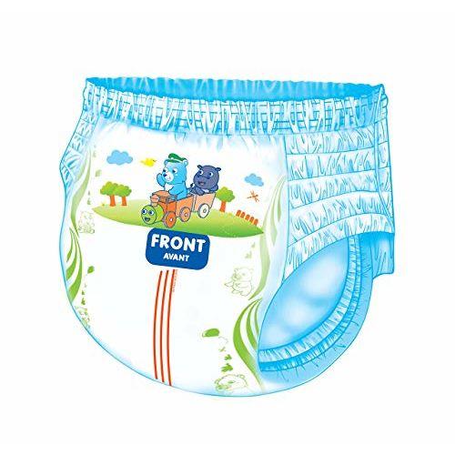 Sweety Fit Pantz Baby Diapers Pants, Medium (Pack of 60)
