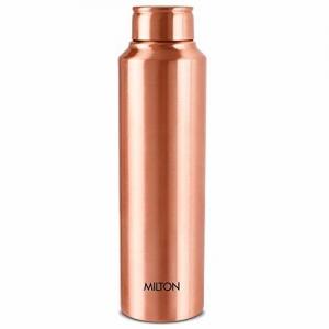 Milton Alpine New Copper Bottle, 900 ml, 1 Piece, Copper