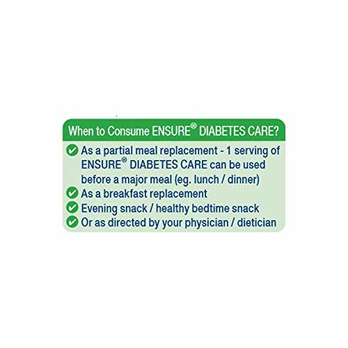 Ensure Diabetes Care Adult Nutrition Health Drink- 400g (Vanilla)