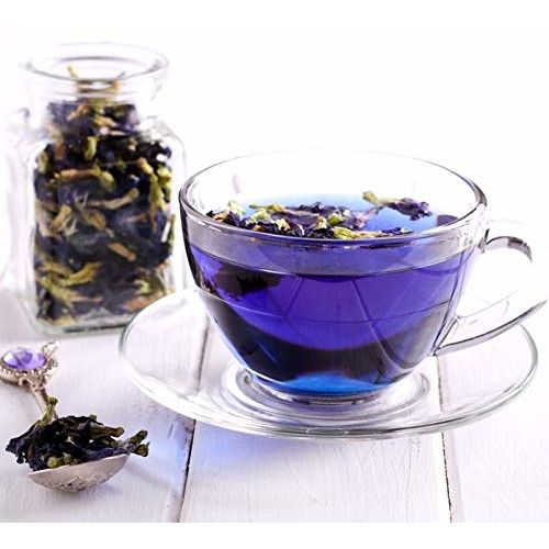 BLUE TEA - Exotic Butterfly Pea Flower Organic Farms of Thailand, Horeca (1 Kg)