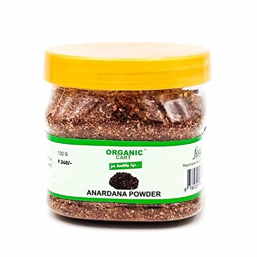 Organic Cart Natural Dry Anardana Powder 100 Grams