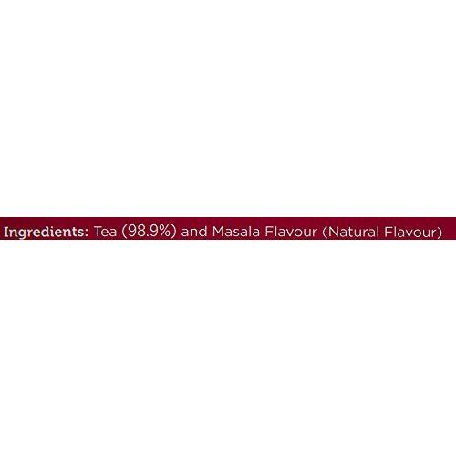 Tetley Flavour Tea Bags Masala 50s (100gm)