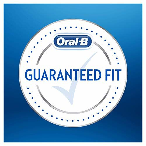 Oral B Oral-B Cross Action Toothbrush Heads Pack Of 4 Replacement Refills For Electric Rechargeable (EB50B4)