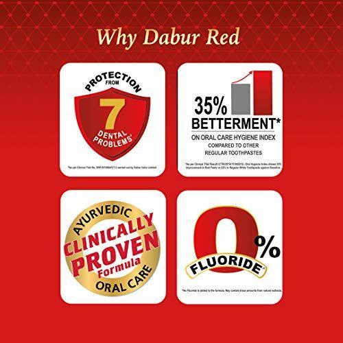 Dabur Red Paste, 800g (Buy 3 Get 1 Free)