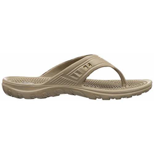 FLITE Men's Khkh Flip Flops Thong Sandals-6 UK/India (39.33 EU) (FL0258G)