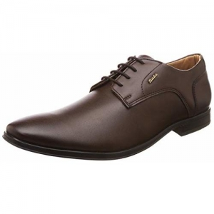 BATA Men's Wilson Brown Formal Shoes-7 (8214941)