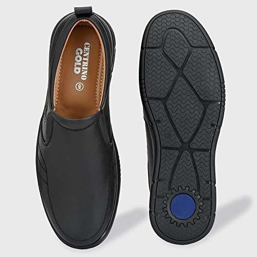 Centrino Men's 4542 Black Formal Shoes-6 UK (40 EU) (7 US) (4542-01)