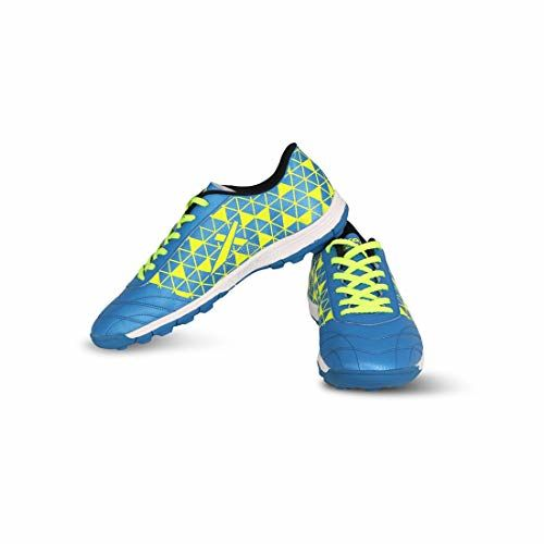 Vector X Discovery Indoor Football Shoes (Blue-Green) (Size-9)