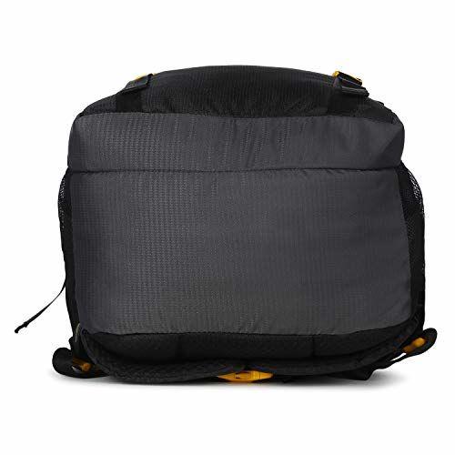 Impulse Waterproof Travelling Trekking Hiking Camping Bag Backpack Series Mt. Calling 68.6 cms Yellow Rucksack