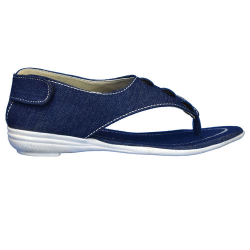 IndiForce blue Synthetic closed back sandals