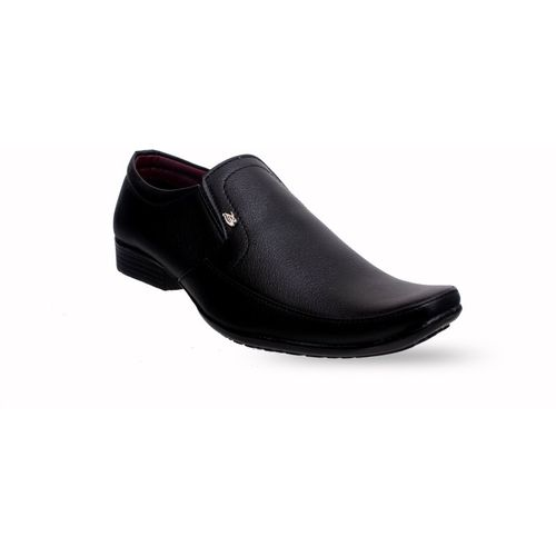 Bonsar Shoes Slip On For Men(Black)
