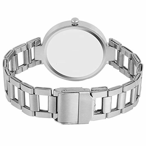 Espoir Analog Stainless Steel Pink Dial Girl's and Women's Watch - ManishaPink0507