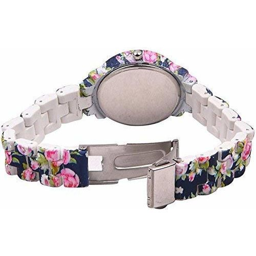 NEO VICTORY Analogue White Dial Women's & Girl's Watch