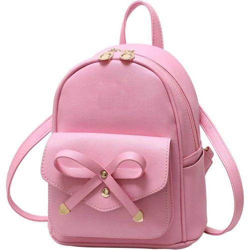 SaleBox Ribbon 5 L Backpack(Pink)