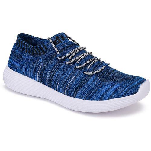 Density SOCKS Running Shoes For Men(Blue)