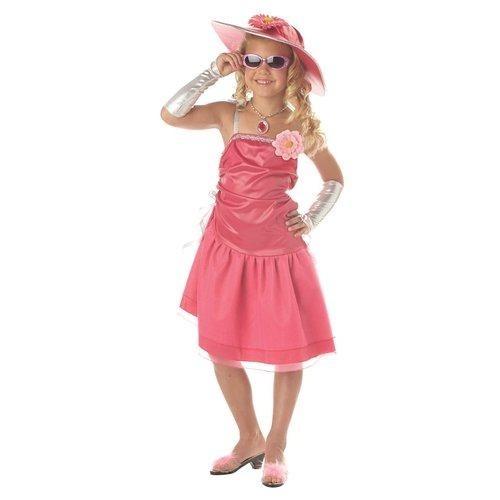 Buy California Pink Movie Star Costume For Girl Online Looksgudin