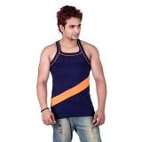 White Moon Gym Vest - Pack of 1