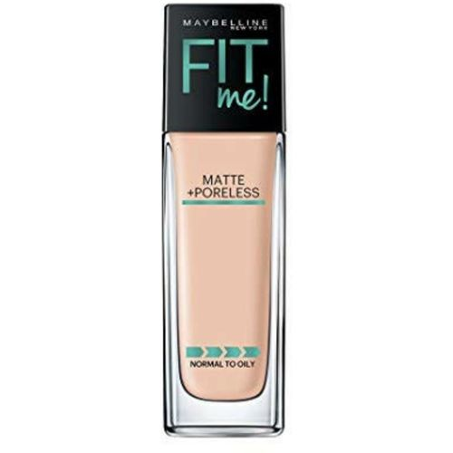 MAYBELLINE NEW YORK fit me foundation Foundation(115 lvory, 30 ml)