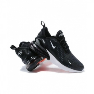 Nike Air max 270 Black mesh Phylon Lace up Sport shoes