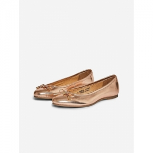 DOROTHY PERKINS  Golden Leather  Casual Bellies