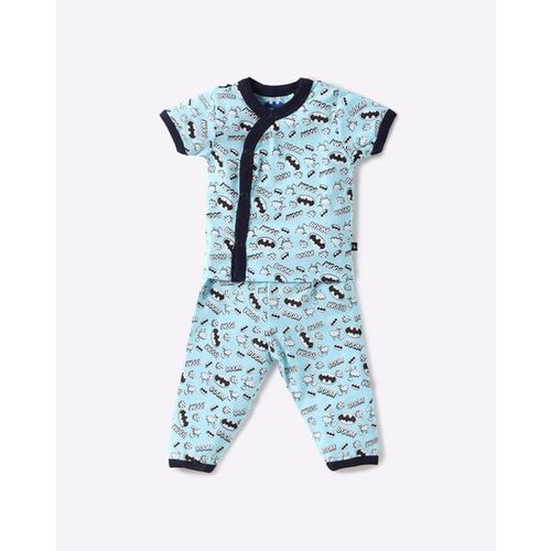 MOM'S LOVE Batman Graphic print Nightsuit Set
